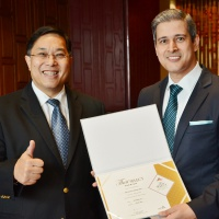 """Thai Pavilion"" of Taj City Centre, Gurugram awarded with ""Thai Select"" Certificate"