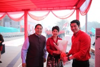 Inauguration Ceremony of LOTS Wholesale Solutions' Second Store at Akshardham