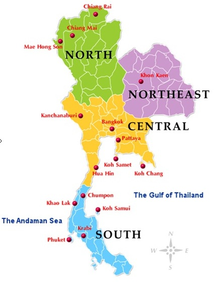 Top Stories - 9th Update: Most Tourist Destinations In Thailand Not ...