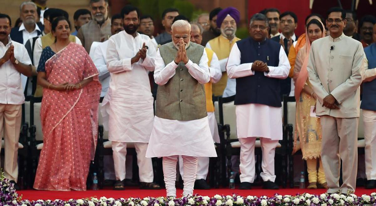 swearing in ceremony of modi government 04c499a8 8313 11e9 9324 f283958e02d5